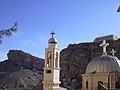 Maalula, Kloster der Hl. Thekla (Deir Mar Takla) (24834196928).jpg