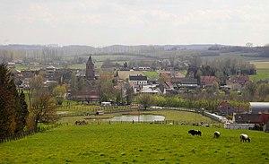 Flemish Ardennes - Image: Maarke (Maarke Kerkem) zicht op dorp