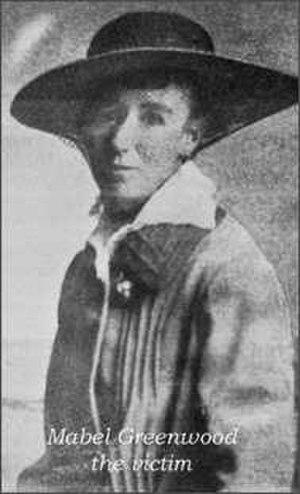 Harold Greenwood (solicitor) - Mabel Greenwood