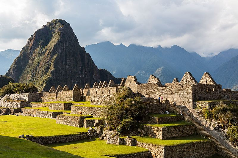Why is machu Picchu Important