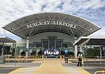 Mackay Airport Terminal Building, Mackay, Queensland.jpg