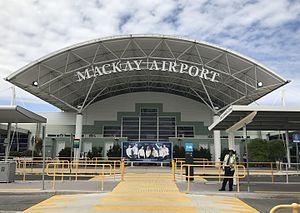 Mackay Airport - Mackay Airport Departures