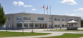 Agnes Macphail - Macphail Memorial Elementary School in Flesherton, Ontario was named for Agnes Macphail