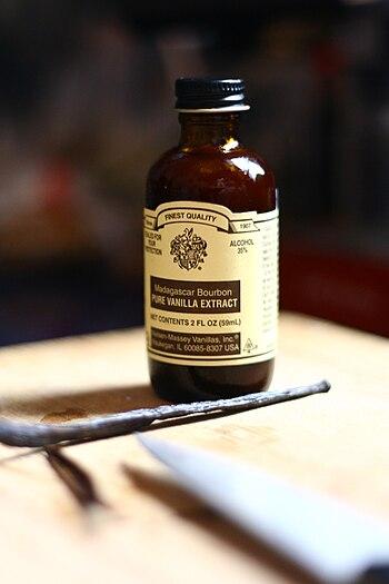 English: Nielsen-Massey Vanilla Extract