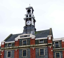 Town Hall Clock