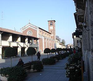 Magenta, Lombardy - Image: Magenta Italy 2