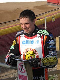Magnus Karlsson (speedway rider) Swedish speedway rider