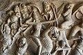 Mahishasuramardini Mandapam, Pallave period, 7th century, Mahabalipuram (26) (37473594401).jpg