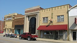 Downtown Poseyville