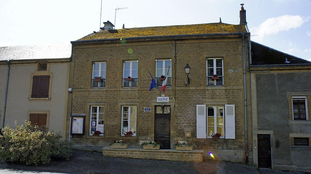 La Mairie de la Moncelle.