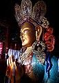 Maitreya Buddha in Thiksey Monastery DSCN6599 1.jpg