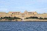Malta - Gzira - Manoel Island - Fort Manoel (Ferry Sliema-Valletta) 03 ies.jpg