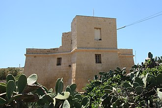 Marsaskala - Mamo Tower