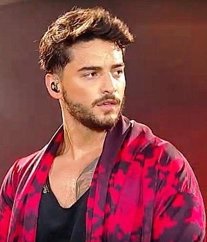 Maluma (singer) - Maluma in 2017