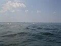 Manhasset Bay Northwest View towards City Island and Bronx.jpg