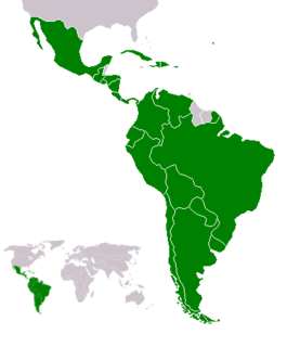 Water supply and sanitation in Latin America