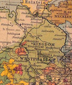 Regatul Westfaliei - Wikipedia