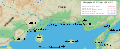 Map Philippi campaign 42 BC-it.svg