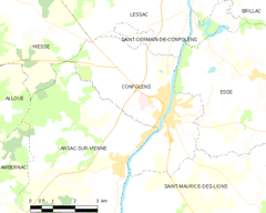 Map commune FR insee code 16106.png
