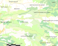 Map commune FR insee code 26370.png