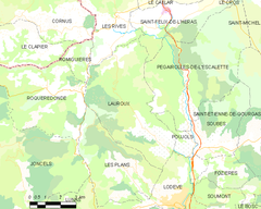 Map commune FR insee code 34132.png