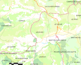 Map commune FR insee code 34230.png
