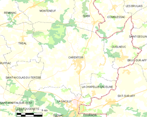 Map commune FR insee code 56033.png