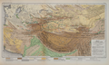 Map of Central Asia with trade routes and movements, von Richthofen.png