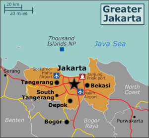 Greater Jakarta Travel guide at Wikivoyage