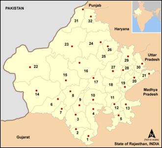 Jhalawar district - 5. Jhalawar district