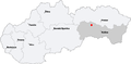 Map slovakia krompachy.png