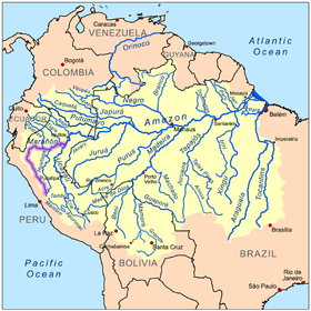 Image illustrative de l'article Río Marañón