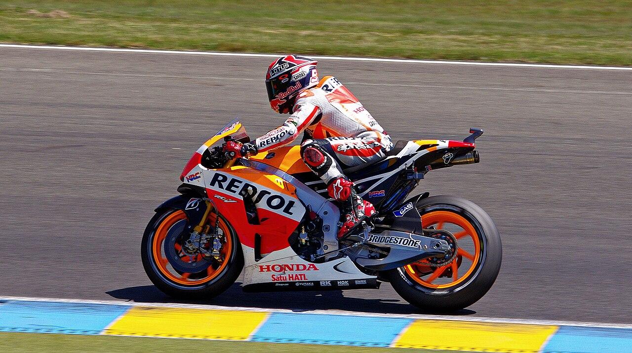 Marc Marquez Repsol Honda Team | SITE