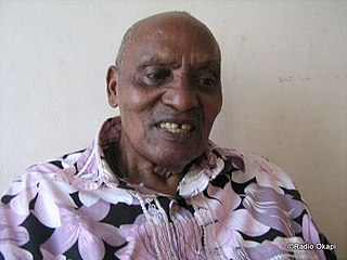 Marcel Bisukiro Congolese journalist and politician