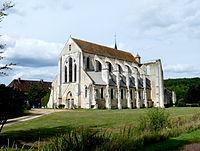 Marcilly-sur-Eure - Abbaye du Breuil.JPG