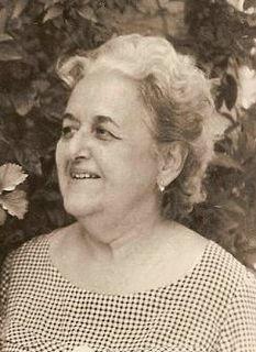 Margot Rojas Mendoza Mexican pianist (1903-1996)