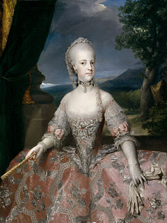 Maria Carolina of Austria Queen consort of Naples and Sicily