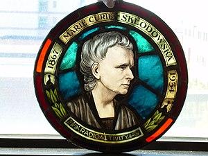 Maria Skłodowska-Curie Medallion