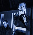 Marian Hill performing in Austin, Texas (2017-11-15) (38550513276).jpg