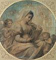 Marie Ellenrieder Maria beim Studium 1816.jpg