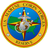 Marine Forces Reserve insignia (transparent background)