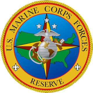 United States Marine Corps Reserve reserve force of the United States Marine Corps