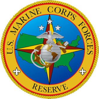 United States Marine Corps Reserve - Marine Corps Forces Reserve seal