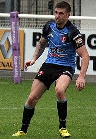 Mark Percival England international rugby league footballer