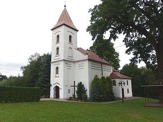 Markvartovice - Holy Trinity Chapel