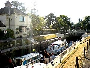 Marlow Lock - Marlow Lock