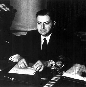 Martin Meyerson - Martin Meyerson at the University at Buffalo (1967)