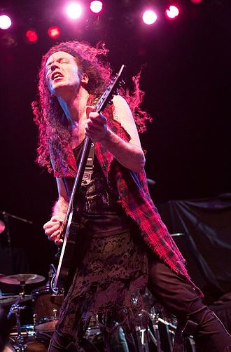 Marty Friedman - Marty Friedman live in Los Angeles in 2017