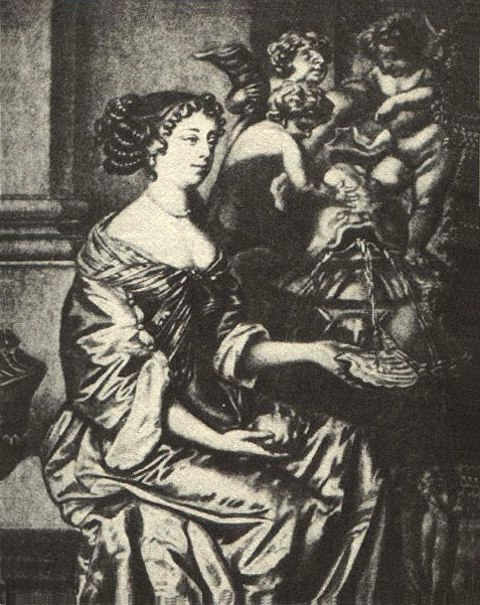 Mary Saunderson 17th century