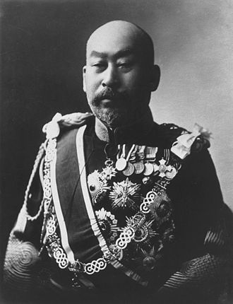 Korea under Japanese rule - Terauchi Masatake, the first Japanese Governor-General of Korea.